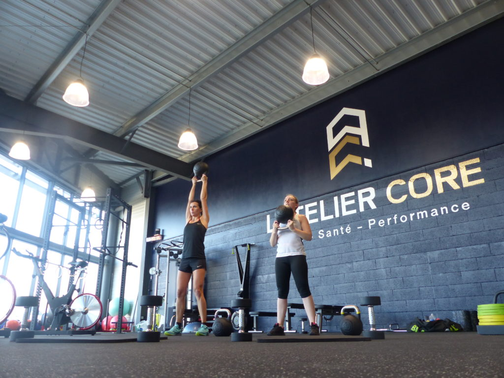 Formule Circuit Training - L'Atelier Core Perpignan (66)